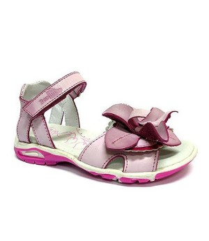 Amelia leather sandals