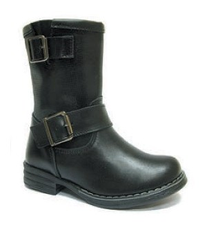 Cora leather boots