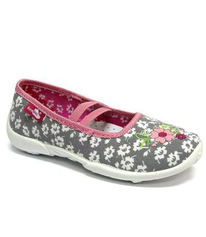 Cute supportive shoes for a preschool girl