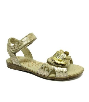 Evelyn leather sandals