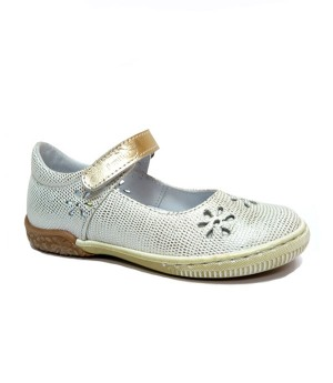 Shirley leather shoes